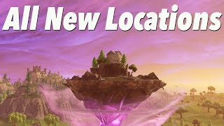 All New Map Changes In SEASON 6! (FORTNITE)