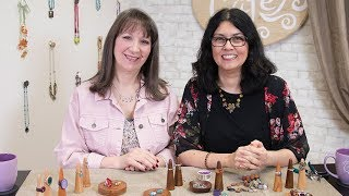Artbeads Cafe - Rings, Rings, and More Rings with Cynthia Kimura and Cheri Carlson