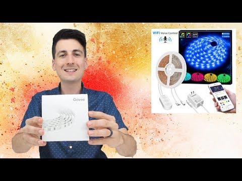 govee-smart-wifi-led-strip-lights-setup-&-review-|-govee-home-app