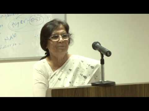 Prof. Shireen Moosvi lecture on Indian National Movement 4