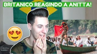 REAGINDO A ANITTA & ALESSO - Is That For Me!!!