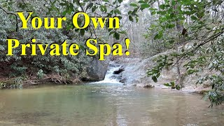 Free Boondocking Campsites iฑ the Pisgah National Forest of North Carolina #1