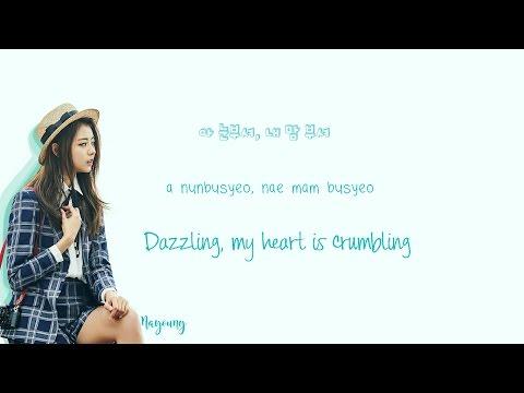 PRISTIN - Wee Woo Lyrics (Han|Rom|Eng) Color Coded