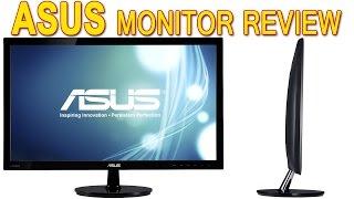 Asus LED 1080p Monitor Review
