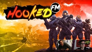 Hooked FM #46 - Halo 5, Project Zero, Hearts of Stone & mehr!