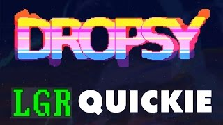 LGR - Dropsy - PC Game Review