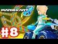 Mario Kart 8 - Gameplay Part 8 - 50cc Lightning Cup (Nintendo Wii U Walkthrough)