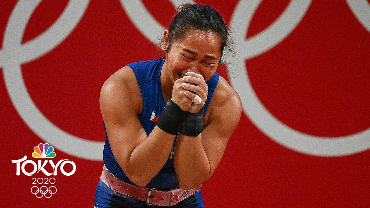 Weightlifting-Diaz wins first ever Olympic gold for Philippines