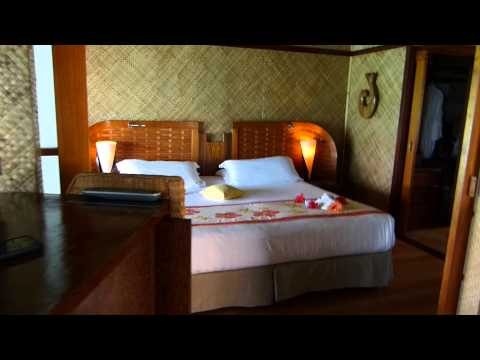 French Polynesia - Tour of our bungalow