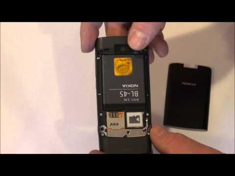 Nokia X3-02.wmv