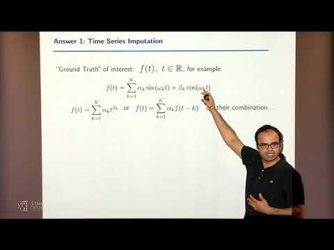 Time Series Analysis Via Matrix Estimation