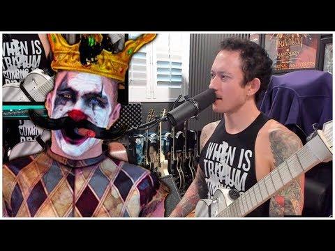 Morais ajuda Matt Heafy dos Trivium a cantar Toy