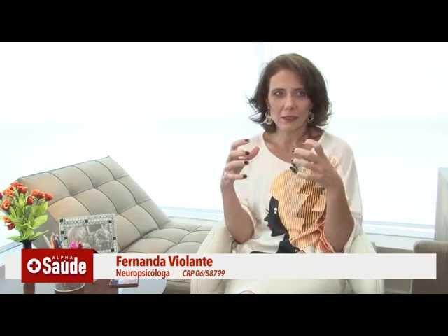 ALPHA SAÚDE - FERNANDA VIOLANTE - DEFICIT DE ATENÇÃO E HIPERATIVIDADE 02/11/2015
