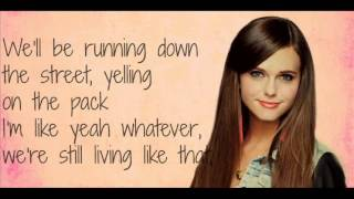 Video Tiffany Alvord-Here's To Never Growing Up Lyrics(Avril Lavigne Cover) download MP3, 3GP, MP4, WEBM, AVI, FLV Juli 2018