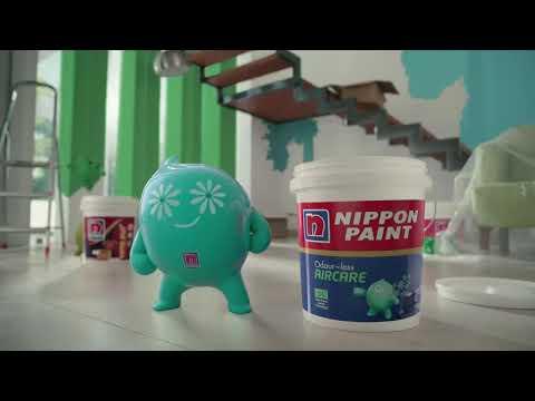 Nippon paint ad 2017