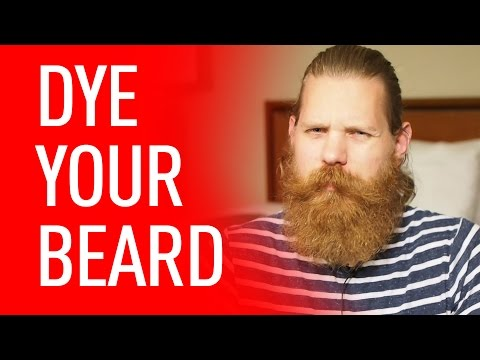 Natural Ways To Darken Beard Hair