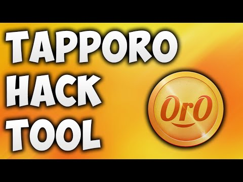 Tapporo Hack - Tricks & Tips For Unlimited FREE ORO
