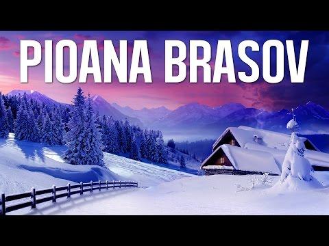 Biking Through The Snow To Poiana Brasov, Romania - EP. #13
