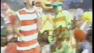Trem Da Alegria - Pra Ver Se Cola no Xou Da Xuxa