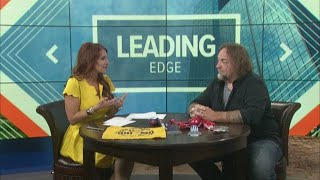 August 18: Leading Edge — Guest Jeff Streeter