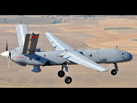 TOP 10 MILITARY DRONES IN THE WORLD 2017