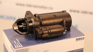 Стартер AZF4329 от компании Искра АЕ (обзор 2)