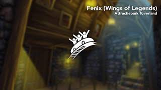 Attractiepark Toverland: Fēnix (Wings of Legends) - Theme Park Music