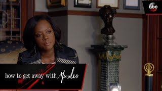 Annalise and the Governor - How To Get Away With Murder