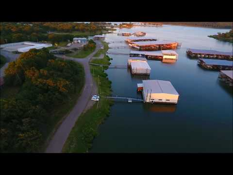 Catfish Bay Marina Lake Texoma