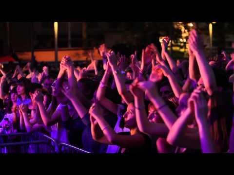 Concert de Jabberwocky à Poitiers le 3 juillet 2014