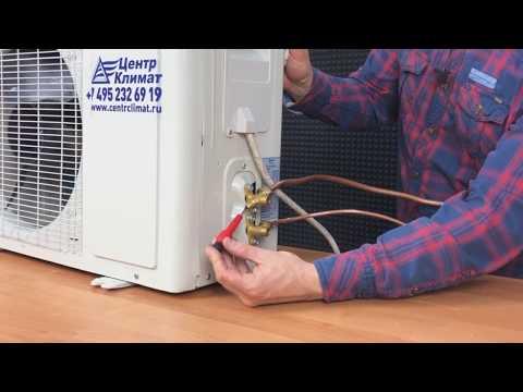 Кондиционер  инвертор Китай  Sendo  и AUX  распаковка установка и обзор