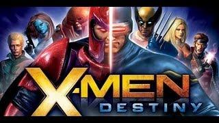 Jogando -  X Men Destiny - Parte 1