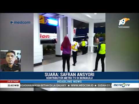 Lion Air Tabrak Tiang, Penerbangan di Bandara Bengkulu Tak Terganggu Mp3
