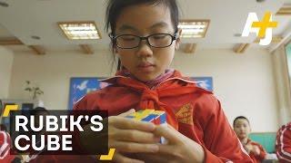Rubik's Cube Classes Giving Kids Competitive Edge In China thumbnail