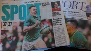 The Sunday Paper Review