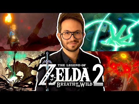 ZELDA Breath of the Wild 2 : Décryptage et analyse ✨