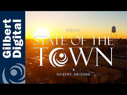 Gilbert, Arizona 2016 Digital State of the Town