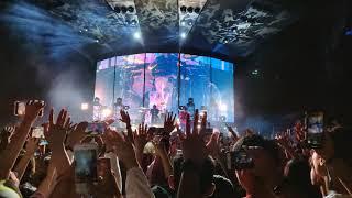 One OK Rock - Clock Strikes Ed Sheeran Divide Tour 2019 Kuala Lumpur 🇲🇾