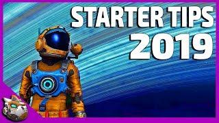 New Player Starter Tips | No Man's Sky 2019