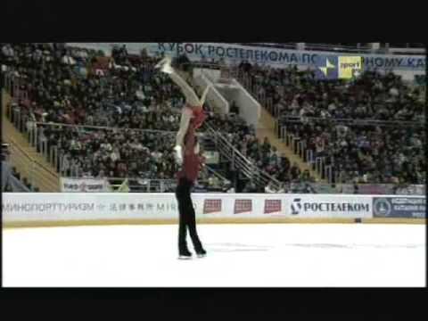 ISU Grand Prix 2009 Rostelecom Cup Pang Tong LP (replay)