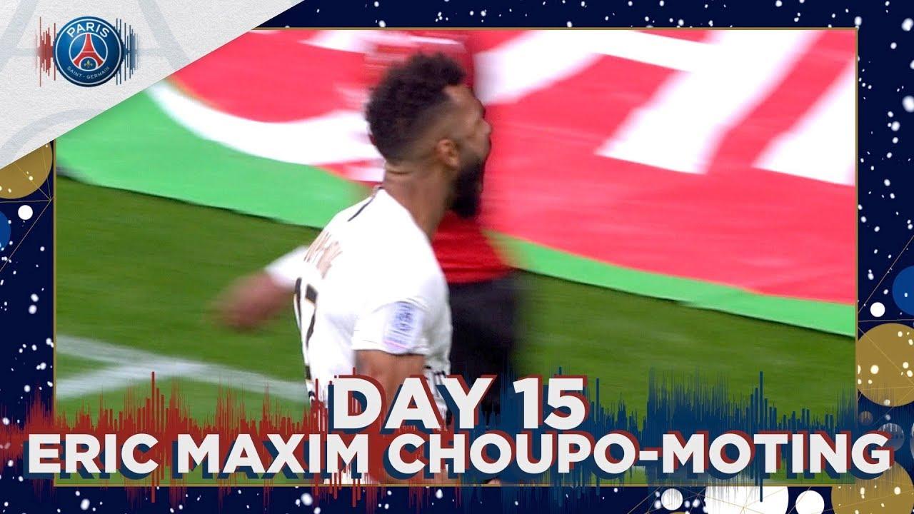 Calendrier De Lavent Football.Calendrier De L Avent Jour 15 Best Of Eric Maxim Choupo Moting