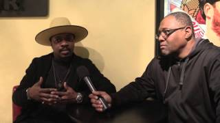 Anthony Hamilton Speaks to Dads Pad about In My Fathers House