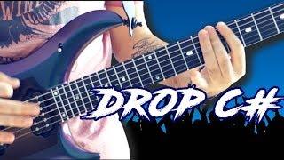 Top 5 Drop C# Guitar Riffs