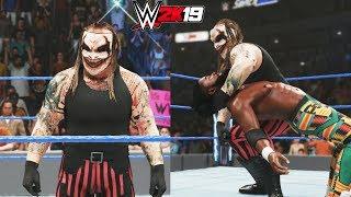 WWE 2K19 : Bray Wyatt(Yowie Wowie) Monster Attire Mod Showcase