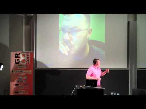 GR8 conference talk on Infinispan in Copenhagen