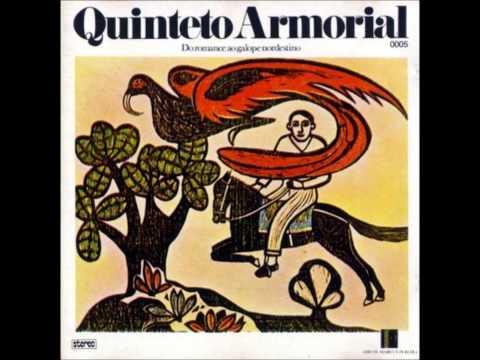 Quinteto Armorial - Do Romance ao Galope Nordestino (1974) - Completo/Full Album