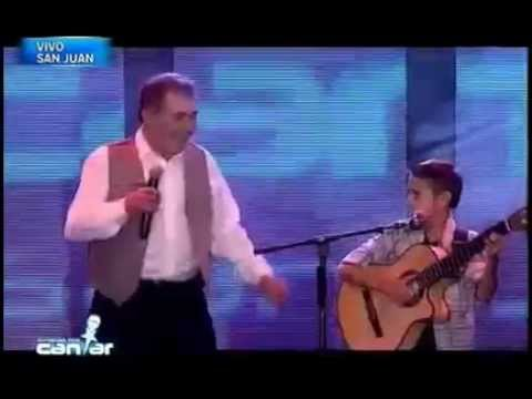 Juan Cruz Rufino en Soñando por Cantar