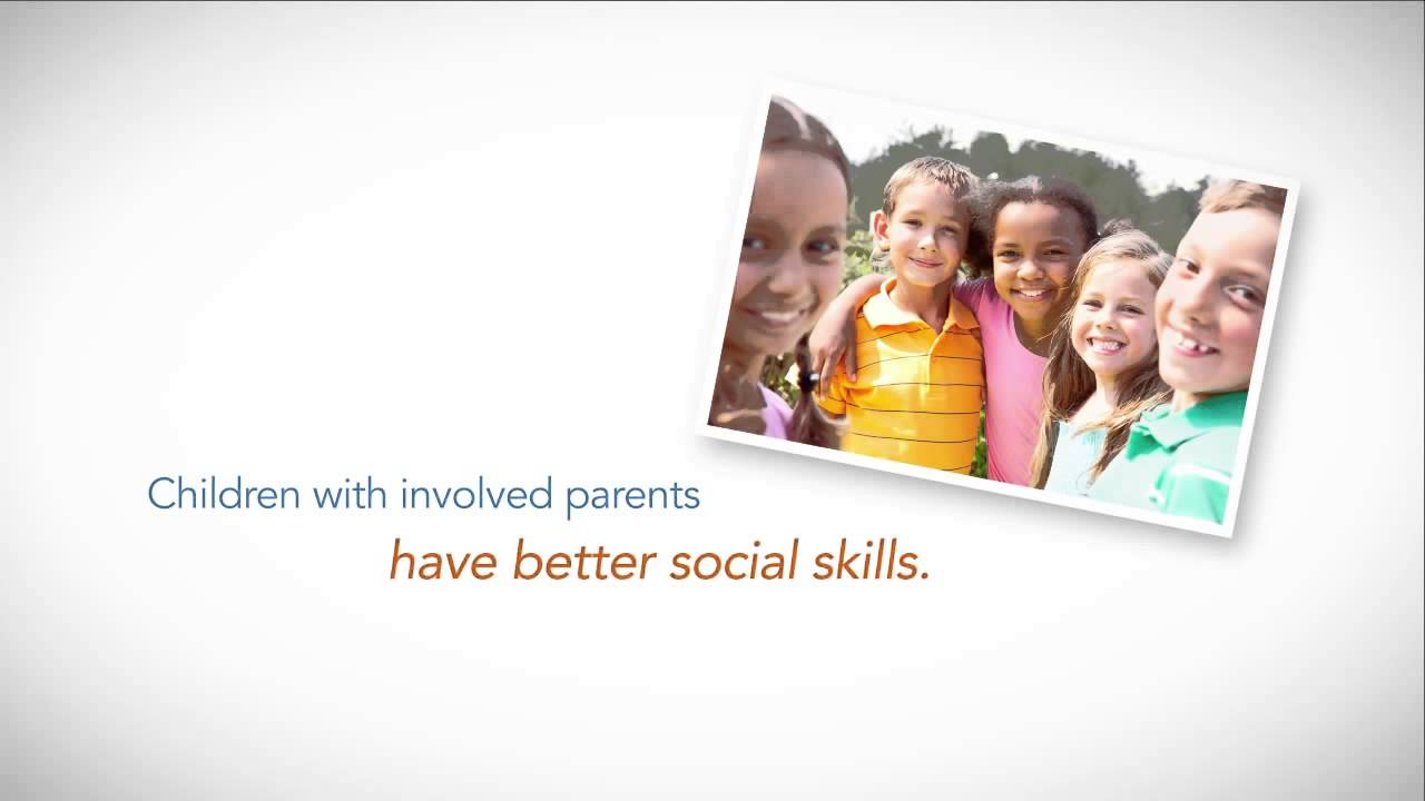 parents' involvement in childrens lives beneficial Research says parental involvement, not income or social status, is the most read on to find out how parental involvement benefits every facet of the educational process the synergy of these forces is infinitely more beneficial to students when parents do.