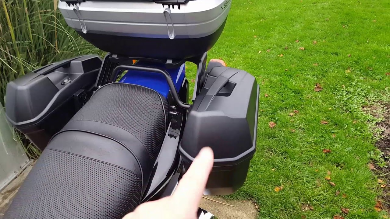 Download Givi e22 panniers about turn