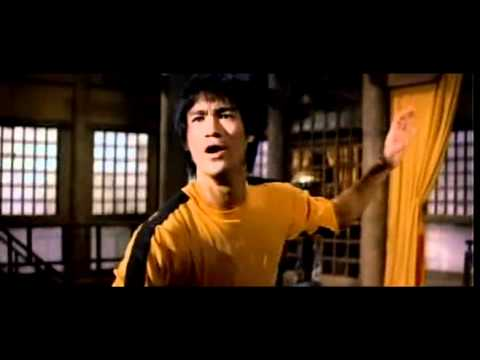 Bruce Lee FUNNIEST FIGHT EVER